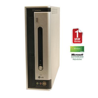 Joy Systems, Inc LG EE Refurbished Desktop PC PD-3.4/2GB/80GB/CD/W7HP