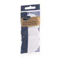 CareOne Mini Compact Powder Puffs - 3 CT