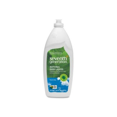 Seventh Generation Free & Clear Natural Dishwashing Liquid