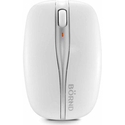 Bornd C200 Wireless Mouse, White