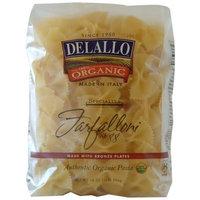 DeLallo Organic Farfalloni #88, 16-Ounce Units (Pack of 16)