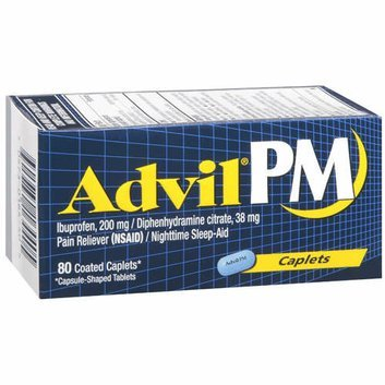 Advil : Solubilized Ibuprofen