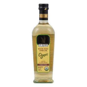 De Nigris Og1 White Wine Vinegar (6x16.9Oz)