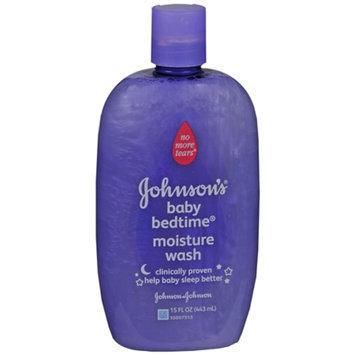 Johnson's Baby Bedtime Moisture Wash