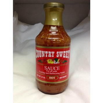 Country Sweet Sauce (Hot)