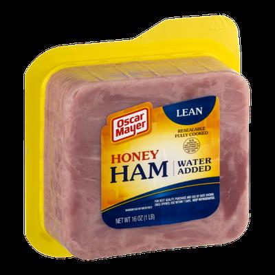 Oscar Mayer Honey Ham Lean