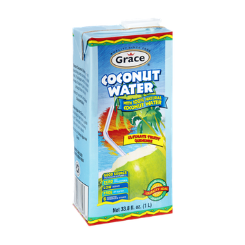 Grace 100% Natural Coconut Water Ultimate Thirst Quencher