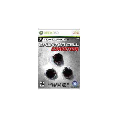 UbiSoft Splinter Cell: Conviction Collector's Edition