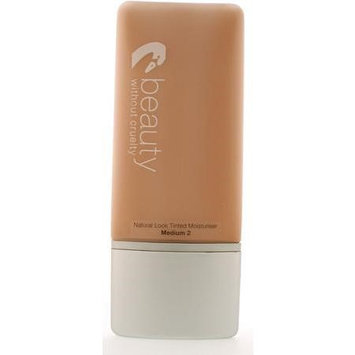 Beauty Without Cruelty Natural Look Tinted Moisturizer Medium 2 1 fl oz