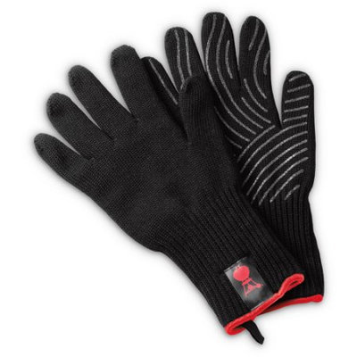 Weber Premium Barbeque Glove Set, Small/Medium