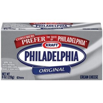 Philadelphia Original Cream Cheese Bar 8 oz