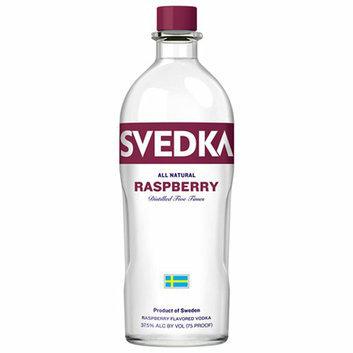 SVEDKA Raspberry Vodka