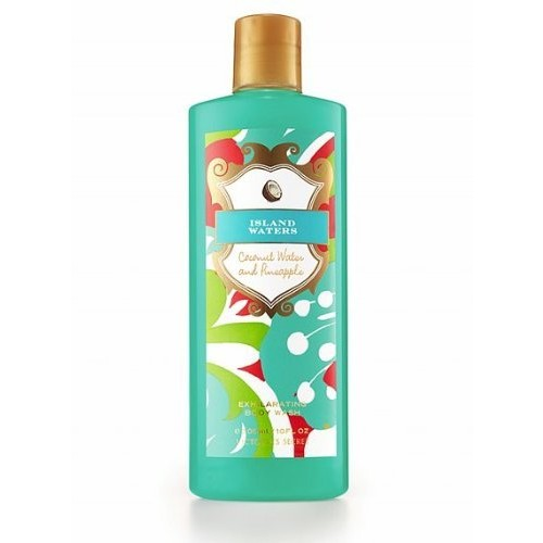 Victoria's Secret Garden Collection Island Waters Body Wash Shower Gel