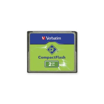 Verbatim 47012 2 GB CompactFlash (CF) Card