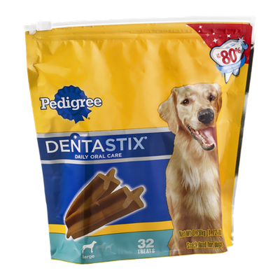 Pedigree® Dentastix® Daily Oral Care Treats