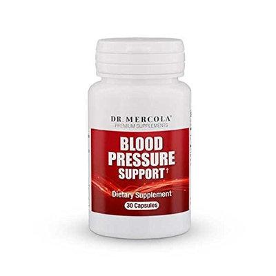 Dr Mercola Blood Pressure Support - 30 Capsules