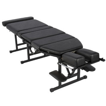 Sky Portable Folding Chiropractic Table Folding Chiro Drop Table Medical Massage Bed