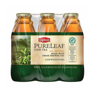 Lipton PureLeaf Unsweetened Iced Tea 16 oz