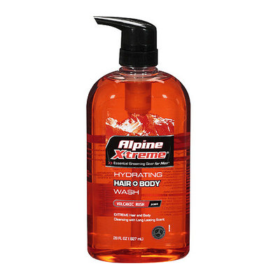 Alpine Xtreme Volcanic Rush Hydrating Hair & Body Wash