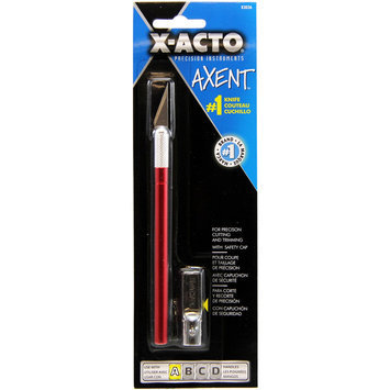 X Acto AXENT Knife W/Cap