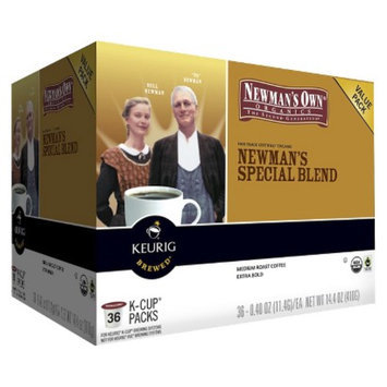 Keurig Newman's Own Organics Newman's Special Blend Medium Roast