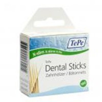 Tepe Oral Health Care Dental Sticks Extra Slim Birch 160 Sticks