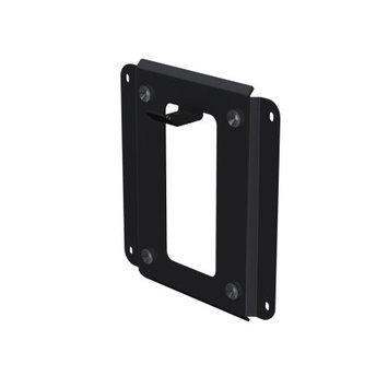 Flexson Wall Mount Bracket for Sonos Subwoofer (Black)