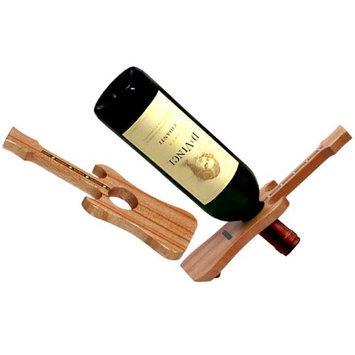 VinoStrumenti VSBS4 Guitar Shape Wine Bottle Stand