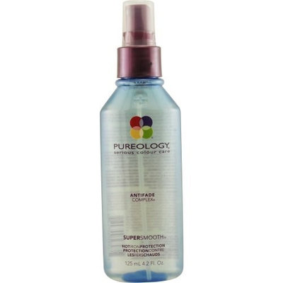 Pureology Super Smooth Hot Iron Protection Spray Unisex, 4.2 Ounce