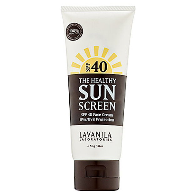 Lavanila Laboratories The Healthy Sun Screen Spf 40 Face Cream