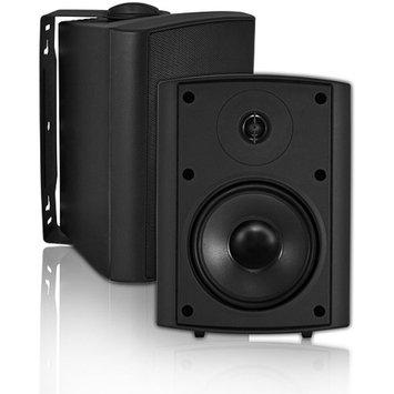 OSD AP520 Outdoor Patio Speakers, Black