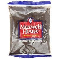 Maxwell House Instant Coffee, 4-Ounce Bag (Pack of 6)