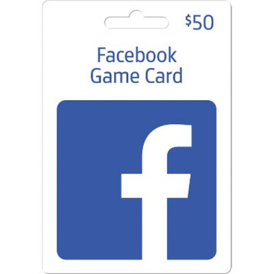 InComm Facebook $50