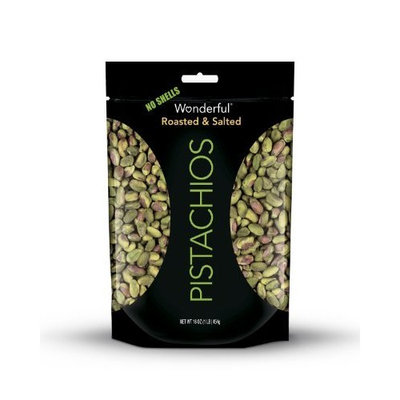 Wonderful Shelled Pistachios, 16-Ounce
