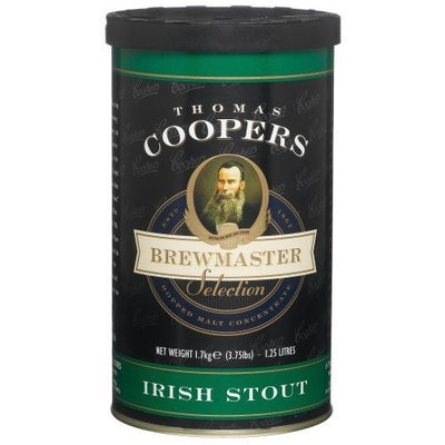 Coopers DIY Thomas Coopers Selection Irish Stout Brew Can