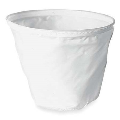 DAYTON 6H015 Filter, Cloth Filter, Polyester, Reusable