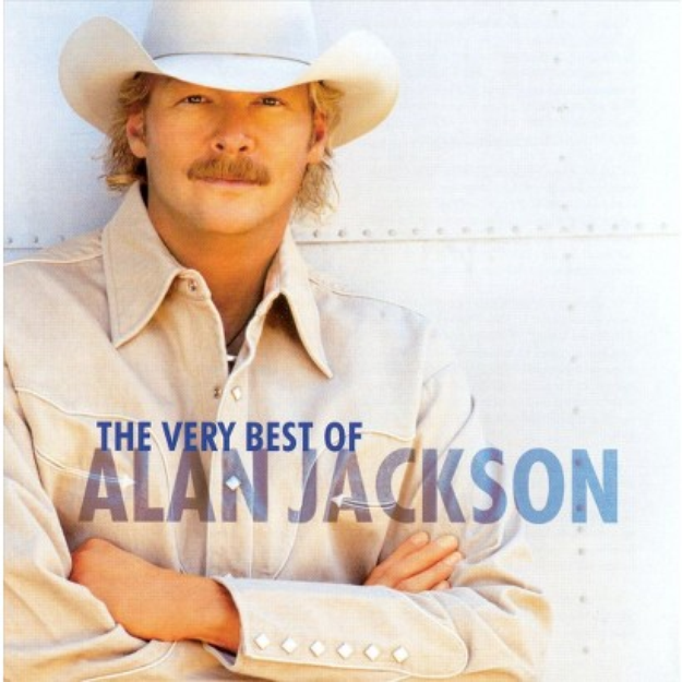 Msi Music Distribution The Very Best of Alan Jackson (Import)