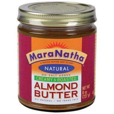 Maranatha, Nut Bttr Almnd Crmy, 8 OZ