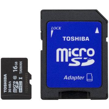 Toshiba Retail Hard Drives Toshiba 16GB Class 10 microSD Card