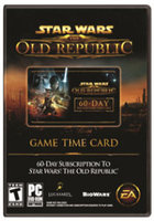 Electronic Arts Star Wars: The Old Republic Online Game Time Card 60 Day