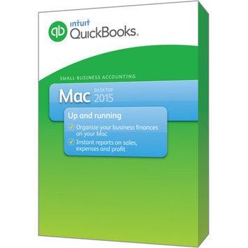 Intuit QuickBooks for Mac 2015
