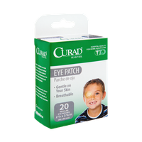 Curad Regular Eye Patches - 20 CT