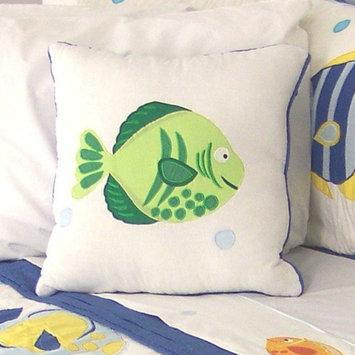 MY WORLD My World Colorful Sea Pillow