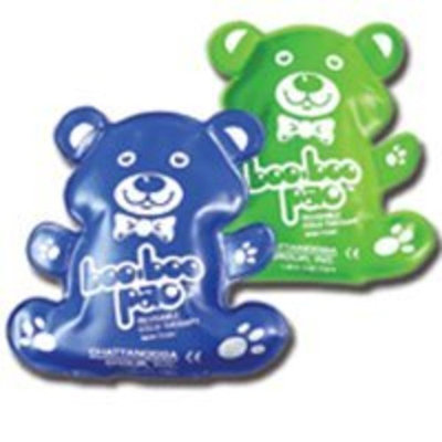 Boo-Boo pac reusable cold therapy for kids, green - 1 ea