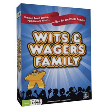 North Star Games Wits & Wagers Family Game