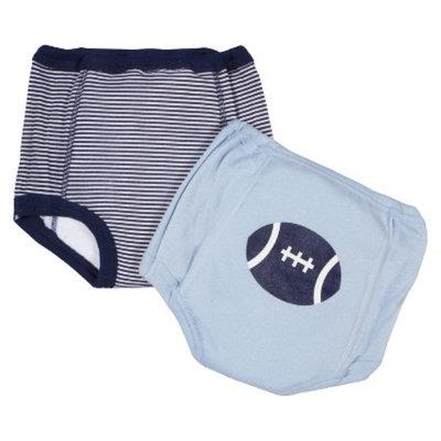 Gerber Newborn Boys' 2 Pack Training Pants 2T/3T
