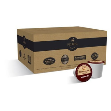 Gloria Jean's Coffee, Mudslide, K-Cup Portion Pack for Keurig K-Cup Brewers (Pack of 50)