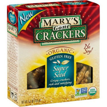 Generic Mary's Gone Crackers Super Seed Crackers, 5.5 oz, (Pack of 3)