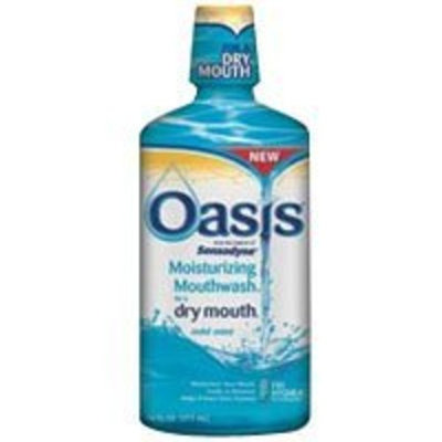 OASIS DRY MOUTH MOUTHWASH