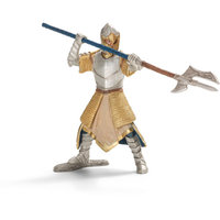 Schleich Griffin Knight Action Figure with Pole-Arm